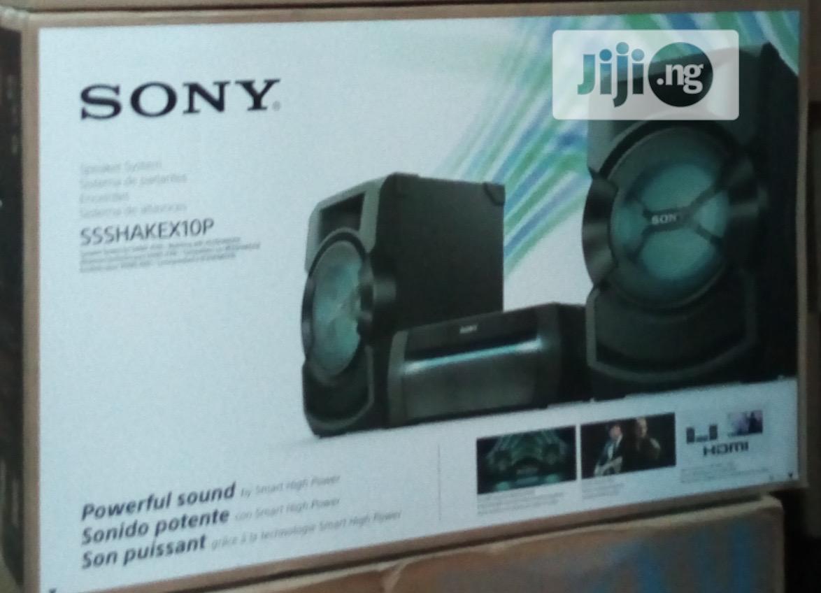 Sony Set Shake 10