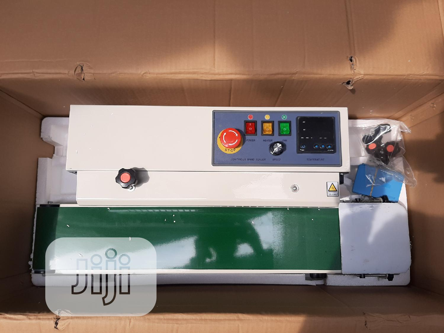 Continuous Band Sealer | Manufacturing Equipment for sale in Ojo, Lagos State, Nigeria