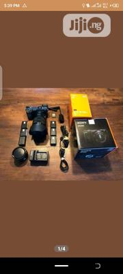 Used Sony A6 300 With Lens 16 to 50 | Photo & Video Cameras for sale in Lagos State, Ikeja