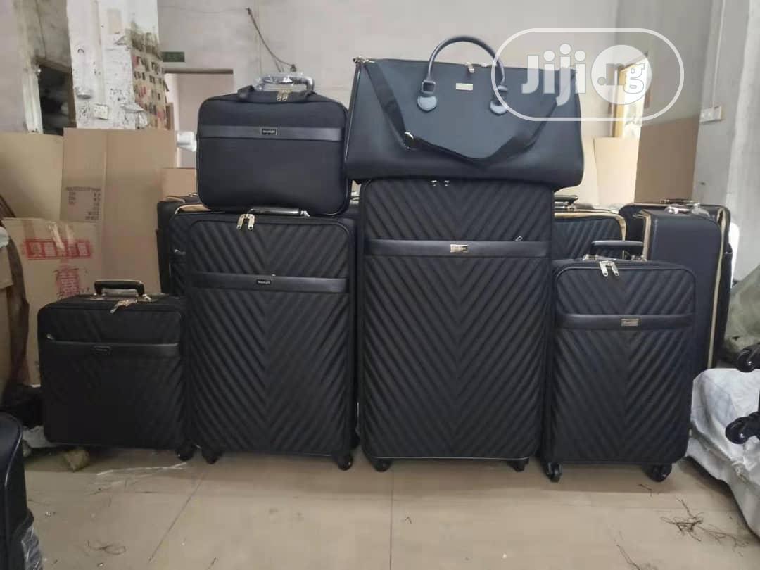 Luggage Travel Trolley - Set Of 6