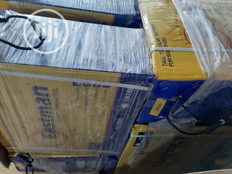 12V 200AH Eastman Solar Battery