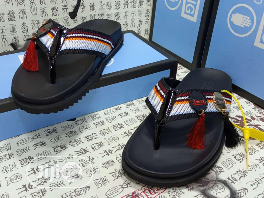 Designers Palm Slippers Available Now | Shoes for sale in Ojo, Lagos State, Nigeria