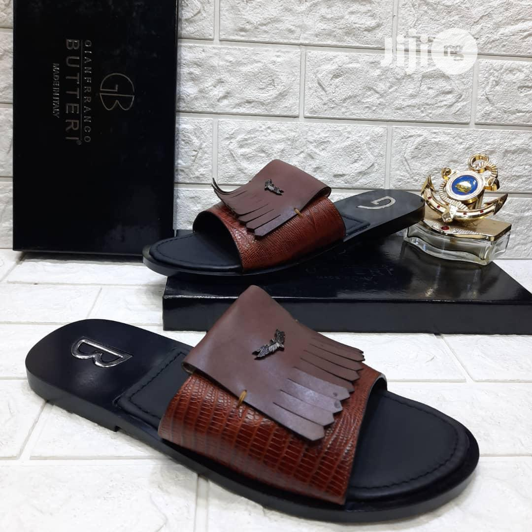 Designers Palm Slippers Available Now   Shoes for sale in Ojo, Lagos State, Nigeria