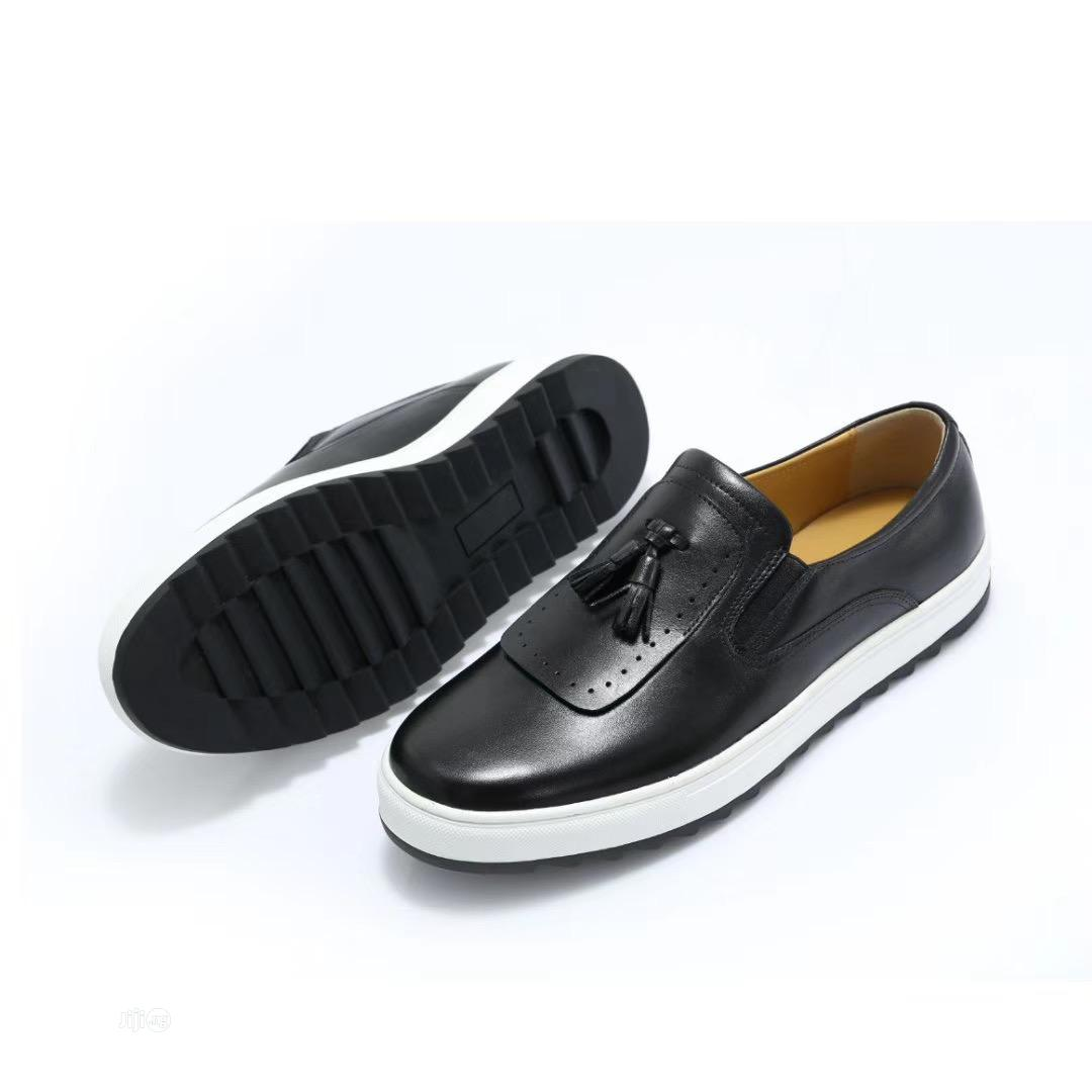 Leather Sneakers | Shoes for sale in Ajah, Lagos State, Nigeria