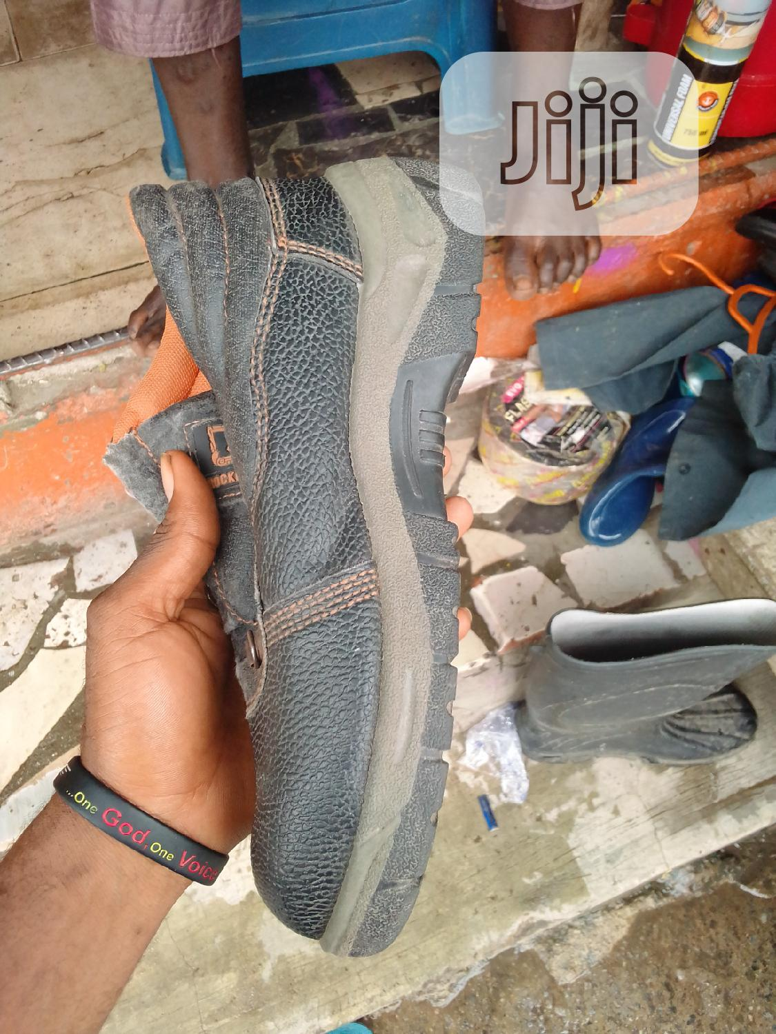Safety Boots   Shoes for sale in Lagos Island (Eko), Lagos State, Nigeria