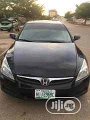 Honda Accord 2007 2.0 Comfort Automatic Black | Cars for sale in Abuja (FCT) State, Central Business Dis