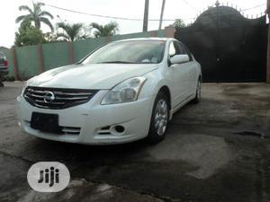 Nissan Altima 2011 2.5 S Sedan White | Cars for sale in Lagos State, Ikeja