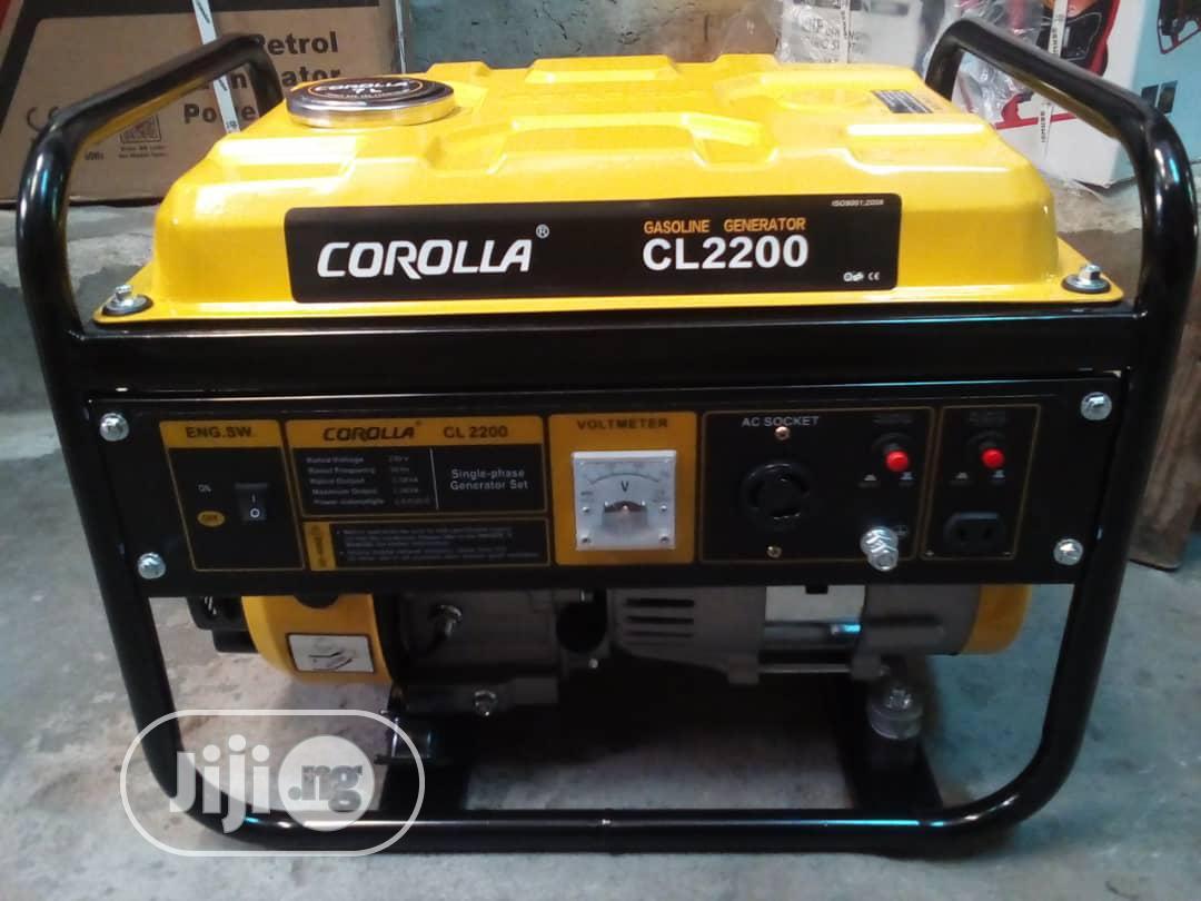 Corolla Generator 1.5kav