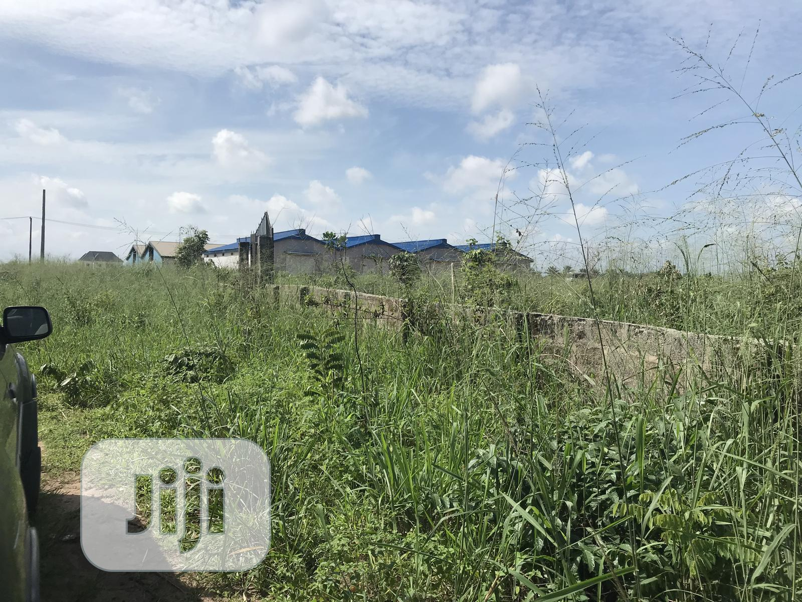 6 Plots of Land Fenced With Gate Inside a Gated Estate 4 Hotel