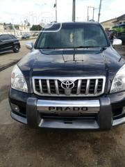 Toyota Land Cruiser Prado 2008 Black | Cars for sale in Lagos State, Amuwo-Odofin