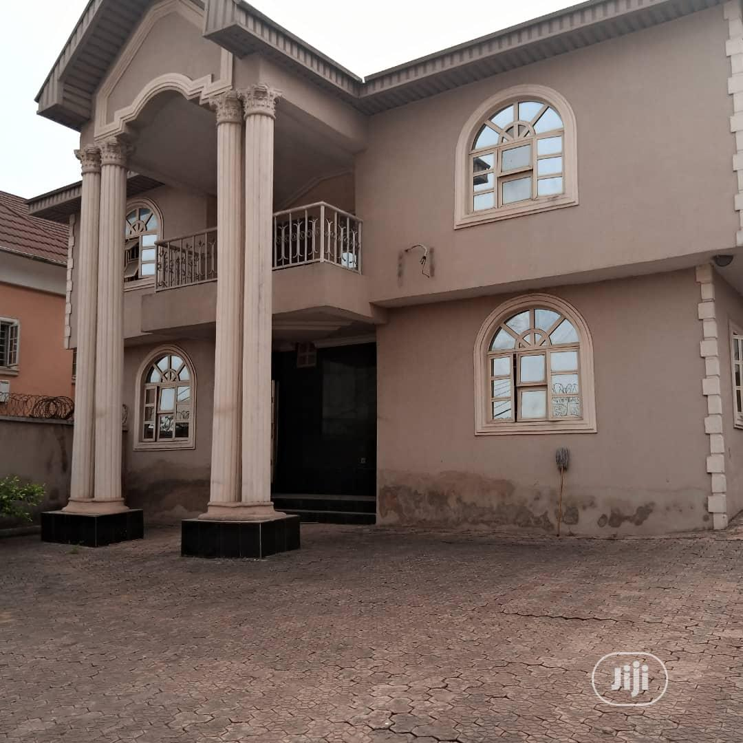 Archive: 6bedroom Duplex With 2nos of 3bedroomflat in Magodo Phase1