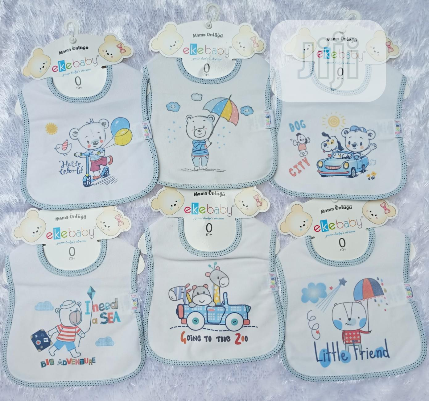 Four Pack Baby Bibs | Babies & Kids Accessories for sale in Lagos Island, Lagos State, Nigeria