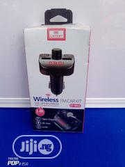 Wireless Fm Car Kit Car Mp3 +Charger.Et-m43 | Audio & Music Equipment for sale in Lagos State, Apapa