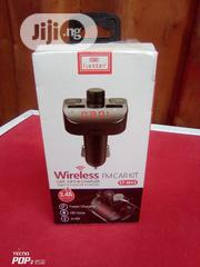 Wireless Fm Car Kit Car Mp3 +Charger.Et-m43 | Audio & Music Equipment for sale in Lagos State, Lekki Phase 1