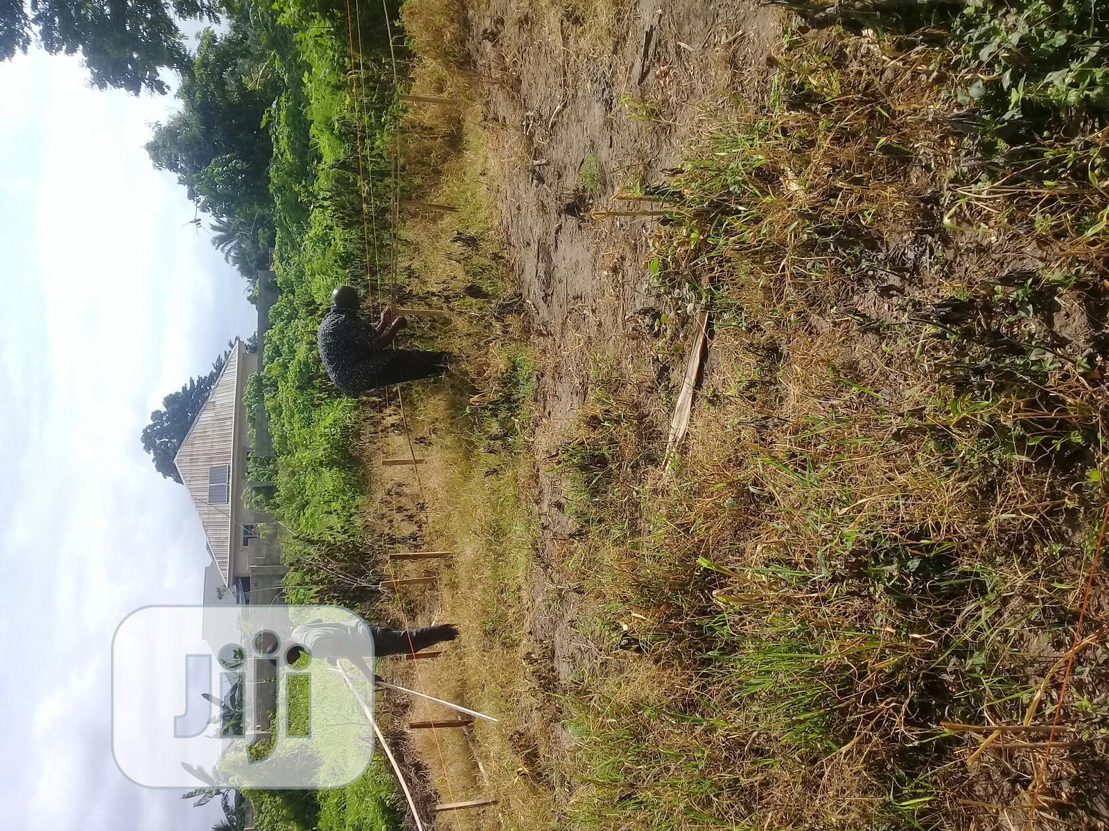 2 and Half Plots of Land for Sale at Alagbaka GRA Akure