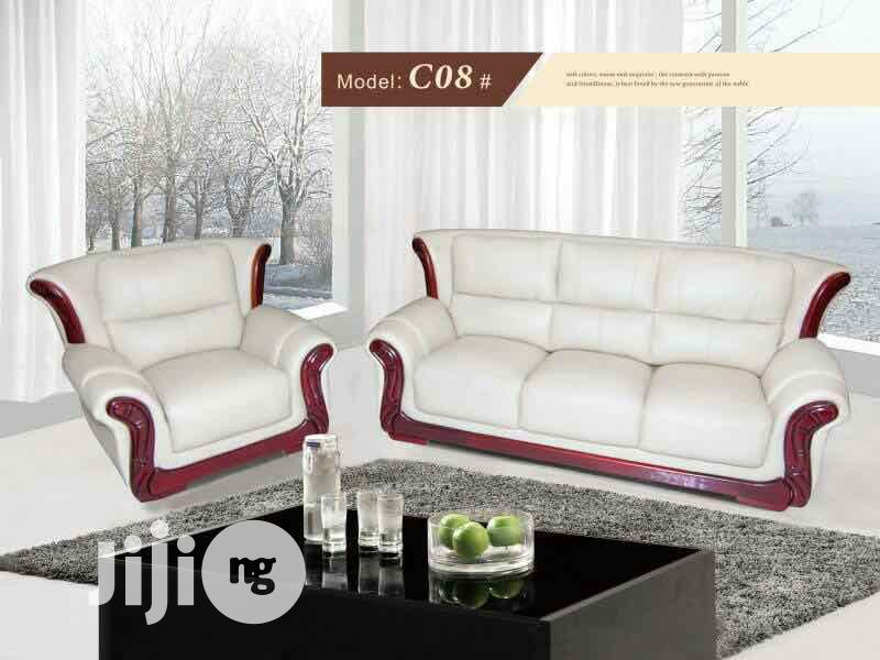 Sets of Sofas by 7seater (White)