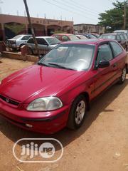 Honda Civic 2000 DX 2dr Hatchback Red   Cars for sale in Kaduna State, Lere