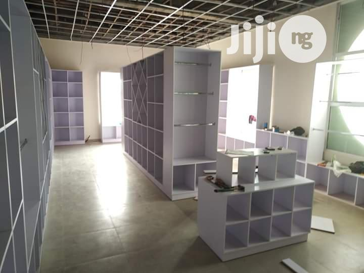 Bespoke Cabinet And Storage Unit   Building & Trades Services for sale in Ikeja, Lagos State, Nigeria