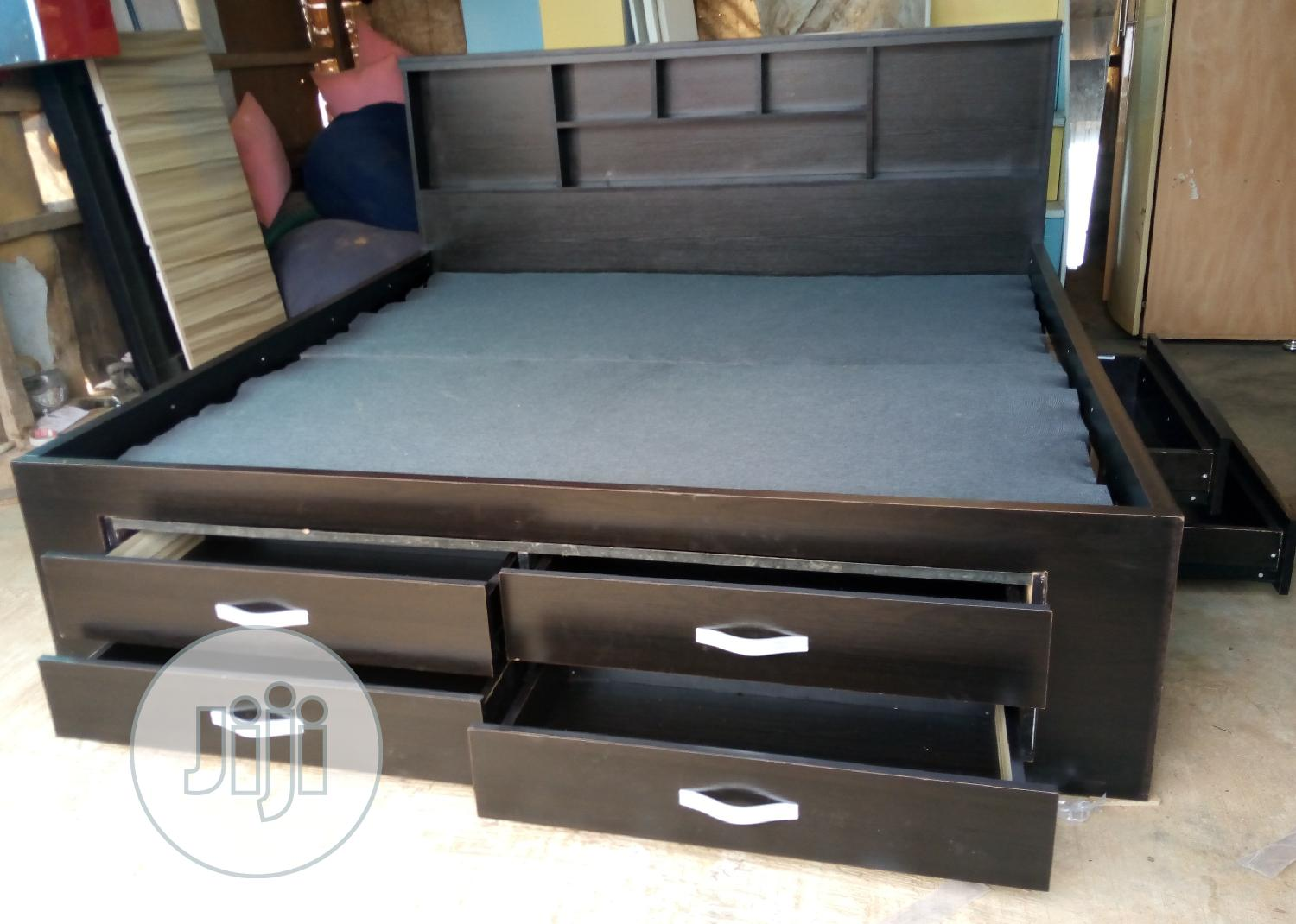 6by6 Bed Frame