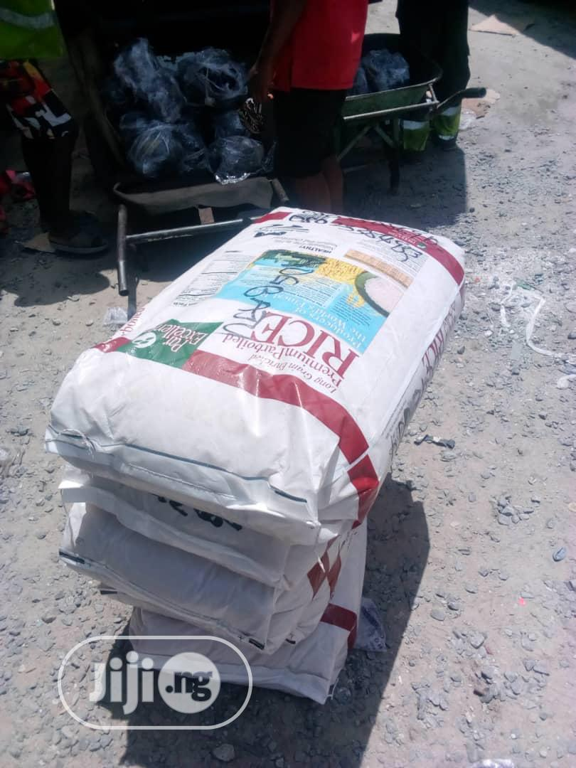 Imported Rice From America For Sale