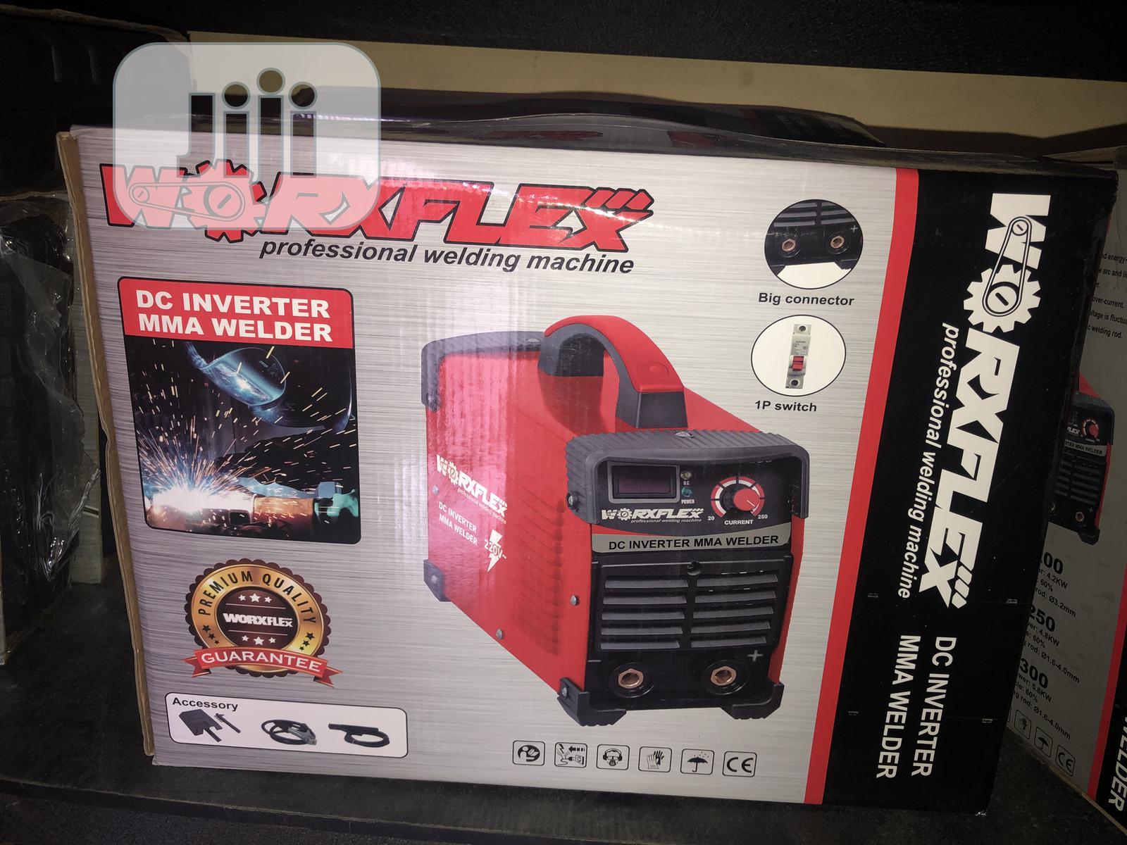 Dc Inverter Mma Welding Machine 250A Professional