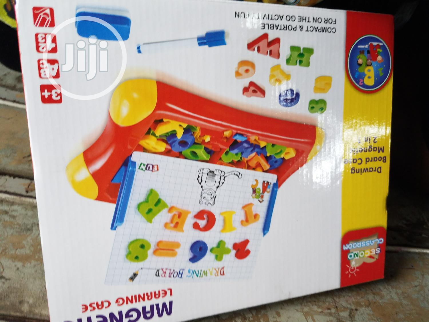 Magentic Learning Case | Babies & Kids Accessories for sale in Ajah, Lagos State, Nigeria