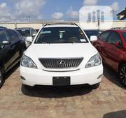 Lexus RX 2007 350 White | Cars for sale in Lagos State, Amuwo-Odofin