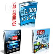 3in1 YOUTUBE PACK. All You Need To Know To Become A Sucessful Youtuber   Books & Games for sale in Lagos State, Lagos Island