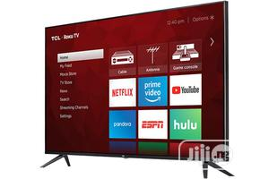 """TCL 75"""" Class 6-series 4K Uhd Dolby Vision Hdr Roku Smart 
