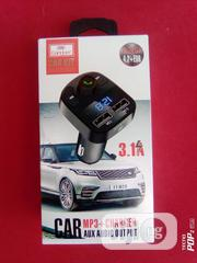Wireless Fm Car Kit Car Mp3 +Charger.Et-m29 | Audio & Music Equipment for sale in Lagos State, Victoria Island