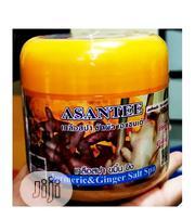 Asantee Turmeric Ginger Salt Spa Honey+Collagen 700ml | Skin Care for sale in Lagos State, Alimosho