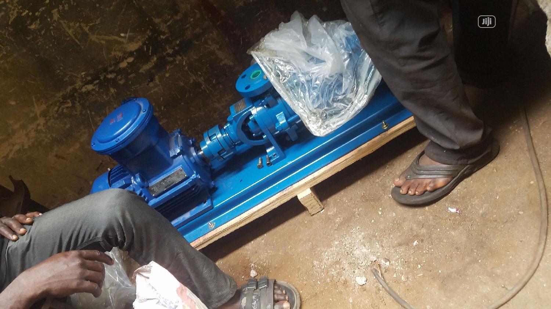 High Pressure Motistage Pump