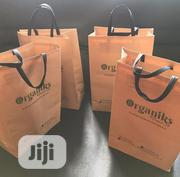 Brown Kraft Paper Bags/Carrier Bags | Manufacturing Services for sale in Lagos State, Ikeja