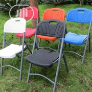 Good Quality Plastic Folding Chair   Furniture for sale in Lagos State, Ojo