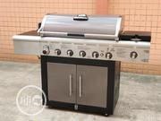 6 Bonner'S Bbq Grill Stainless | Kitchen Appliances for sale in Lagos State, Ojo