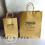Brown Kraft Paper Bags/Carrier Bags/Packaging Bag | Manufacturing Services for sale in Abuja (FCT) State, Wuse