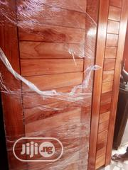 Seasoned Mahogany Doors (Double Door With Frame)   Doors for sale in Lagos State, Mushin