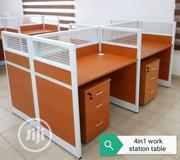 Office Workstation Table | Furniture for sale in Lagos State, Lekki Phase 1