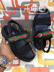 Beautiful High Quality Men'S Sandals | Shoes for sale in Benue State, Logo