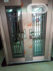 6ft Turkish Armored Glass Door   Doors for sale in Lagos State, Orile
