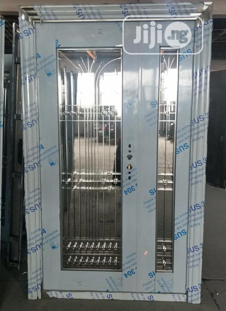 4ft Glass Door