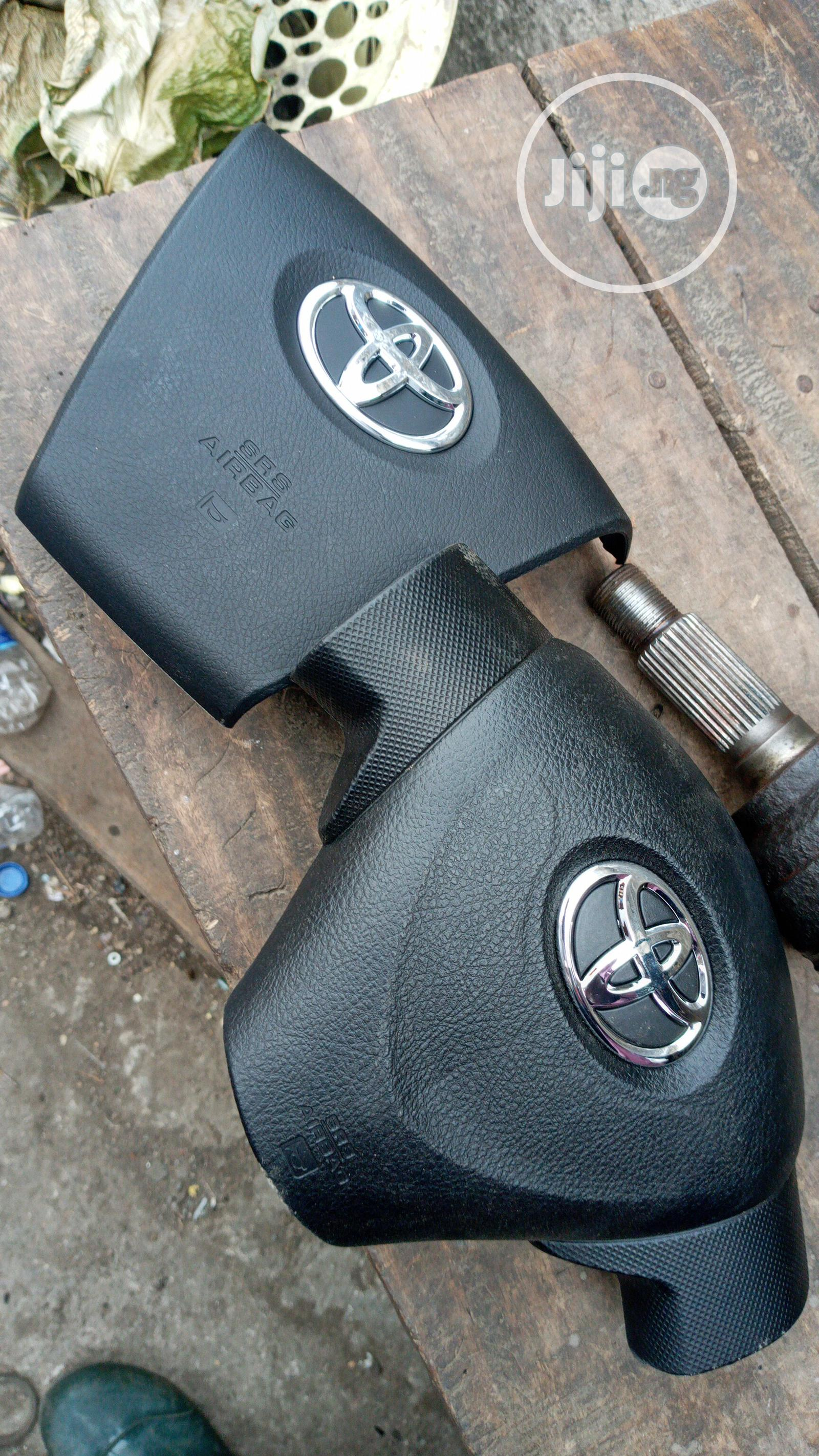 Air Bags And Air Bag Covers | Vehicle Parts & Accessories for sale in Mushin, Lagos State, Nigeria