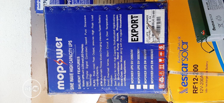 4000w 48v Inverter Mo Power