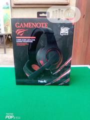 Havit Audio Jack+USB Gaming Headphone   Headphones for sale in Lagos State, Maryland
