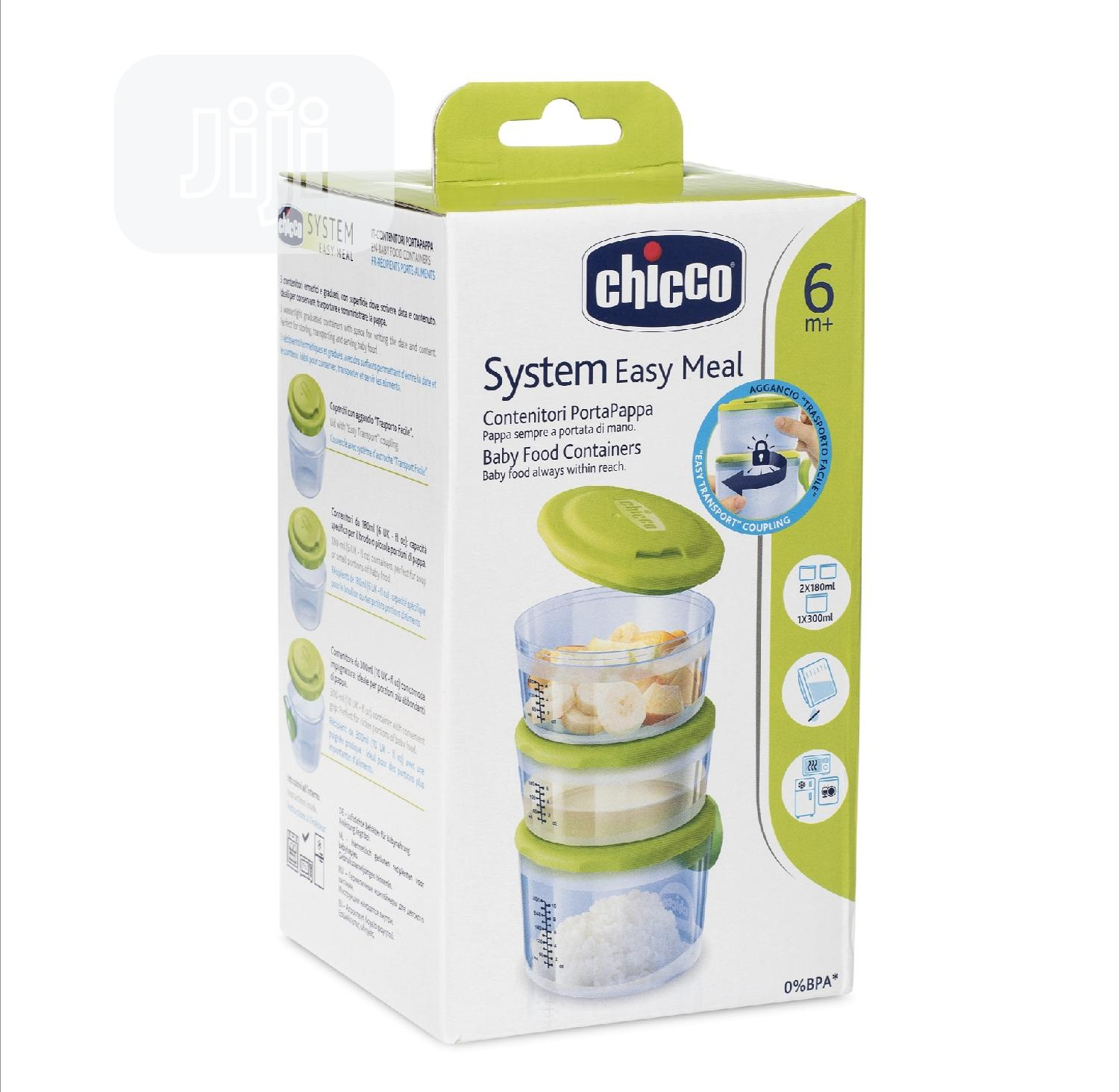 Chicco Easy Meal Baby Food System 6+ | Babies & Kids Accessories for sale in Alimosho, Lagos State, Nigeria