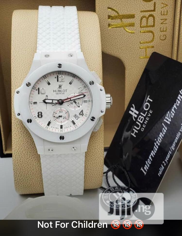 Original Hublot Watch Now Available | Watches for sale in Lagos Island, Lagos State, Nigeria