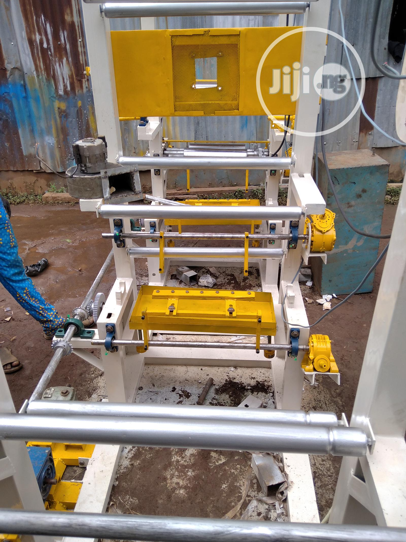 Two Colour Stereo/Two Colour Cylinder Fore Pure Water | Printing Equipment for sale in Ifako-Ijaiye, Lagos State, Nigeria