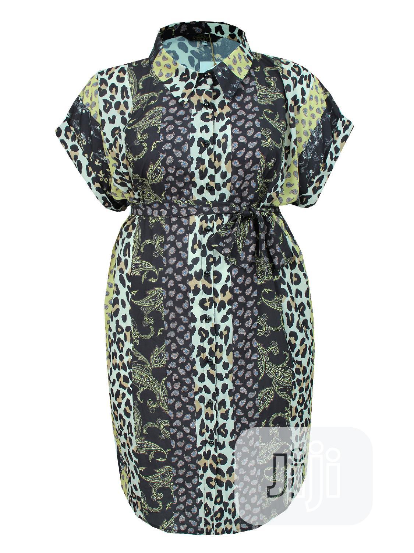 Plus Size Dress(Luceez)