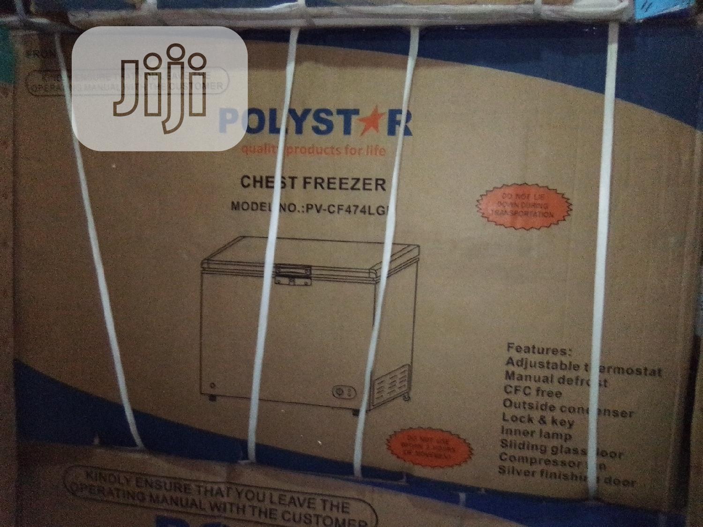 Polystar Deep Freezer