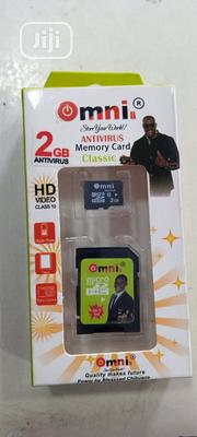 Omni Memory Card (2gb) | Accessories for Mobile Phones & Tablets for sale in Lagos State, Ojodu